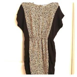 Bar III Button Dress